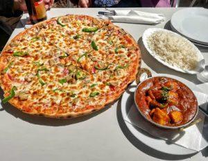Pizzería Roma Getafe